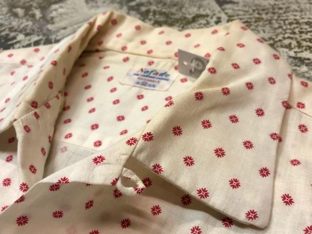 5月22日(水)マグネッツ大阪店ヴィンテージ入荷日!! #4 VintageShirt編! 50\'s Mobile Print & 50\'s GENERAL ELECTRIC!!_c0078587_1442050.jpg