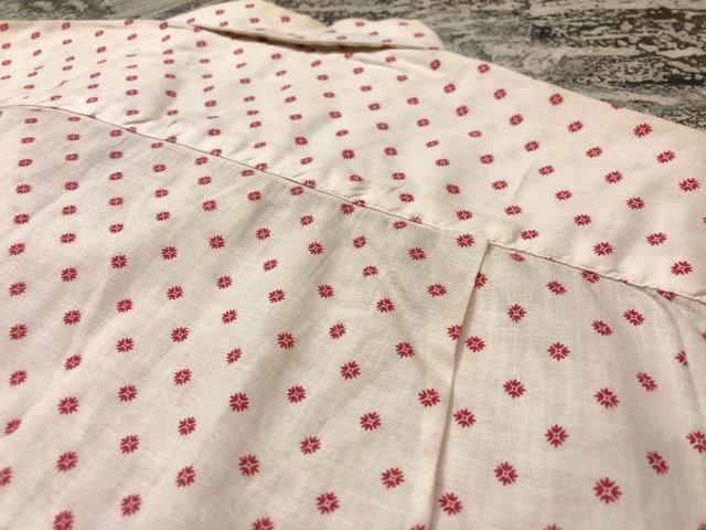 5月22日(水)マグネッツ大阪店ヴィンテージ入荷日!! #4 VintageShirt編! 50\'s Mobile Print & 50\'s GENERAL ELECTRIC!!_c0078587_1442276.jpg