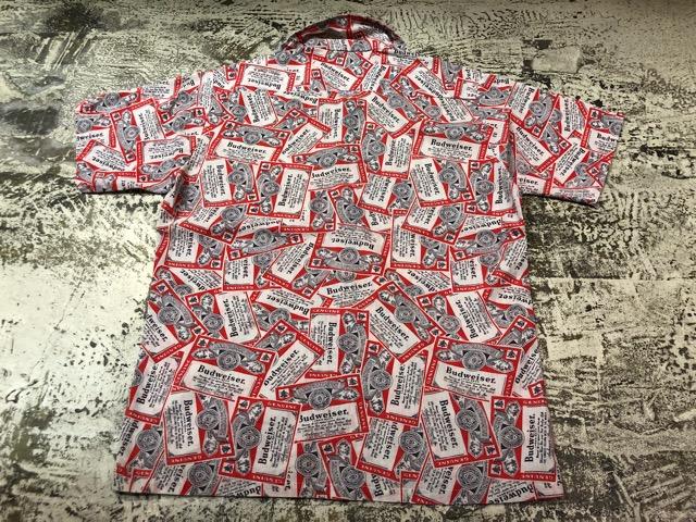 5月22日(水)マグネッツ大阪店ヴィンテージ入荷日!! #4 VintageShirt編! 50\'s Mobile Print & 50\'s GENERAL ELECTRIC!!_c0078587_14424826.jpg