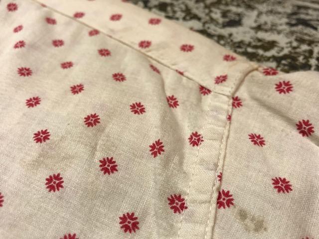 5月22日(水)マグネッツ大阪店ヴィンテージ入荷日!! #4 VintageShirt編! 50\'s Mobile Print & 50\'s GENERAL ELECTRIC!!_c0078587_1442811.jpg
