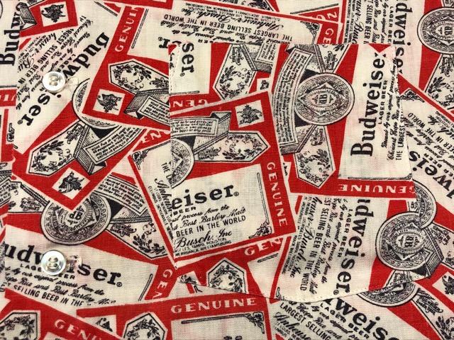 5月22日(水)マグネッツ大阪店ヴィンテージ入荷日!! #4 VintageShirt編! 50\'s Mobile Print & 50\'s GENERAL ELECTRIC!!_c0078587_14431916.jpg