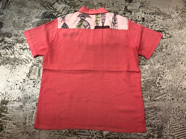 5月22日(水)マグネッツ大阪店ヴィンテージ入荷日!! #4 VintageShirt編! 50\'s Mobile Print & 50\'s GENERAL ELECTRIC!!_c0078587_145309.jpg