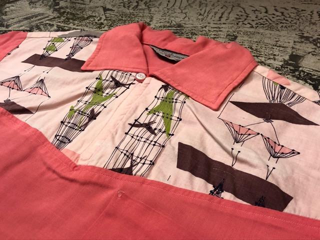 5月22日(水)マグネッツ大阪店ヴィンテージ入荷日!! #4 VintageShirt編! 50\'s Mobile Print & 50\'s GENERAL ELECTRIC!!_c0078587_1461537.jpg
