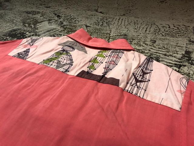 5月22日(水)マグネッツ大阪店ヴィンテージ入荷日!! #4 VintageShirt編! 50\'s Mobile Print & 50\'s GENERAL ELECTRIC!!_c0078587_1465173.jpg