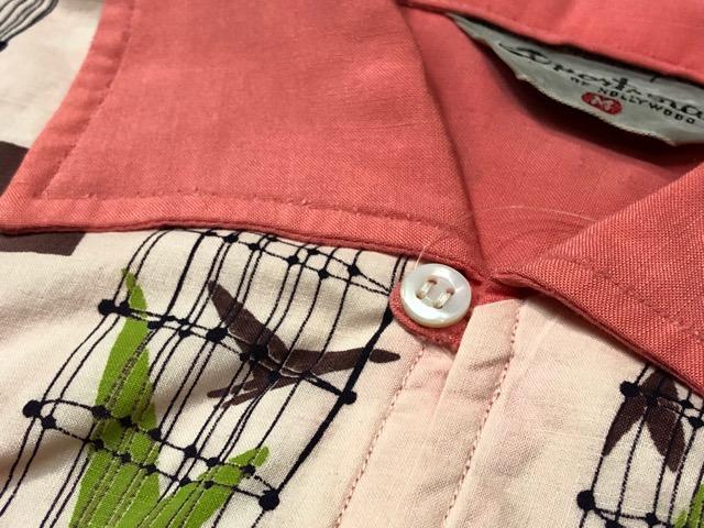 5月22日(水)マグネッツ大阪店ヴィンテージ入荷日!! #4 VintageShirt編! 50\'s Mobile Print & 50\'s GENERAL ELECTRIC!!_c0078587_147480.jpg