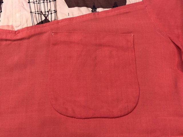 5月22日(水)マグネッツ大阪店ヴィンテージ入荷日!! #4 VintageShirt編! 50\'s Mobile Print & 50\'s GENERAL ELECTRIC!!_c0078587_1475960.jpg