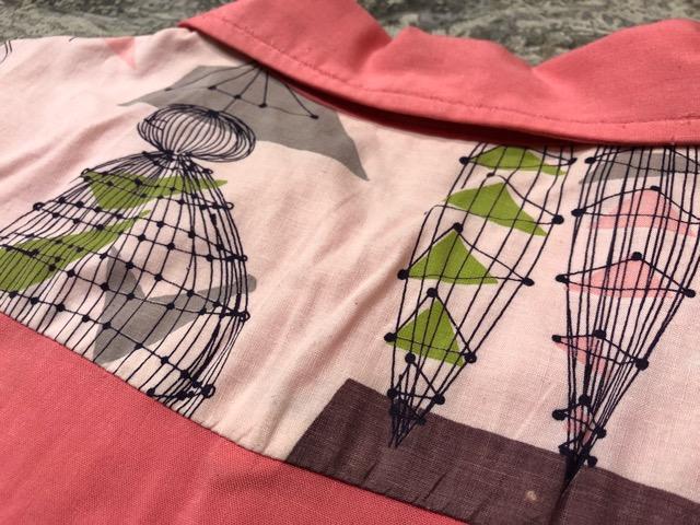5月22日(水)マグネッツ大阪店ヴィンテージ入荷日!! #4 VintageShirt編! 50\'s Mobile Print & 50\'s GENERAL ELECTRIC!!_c0078587_1481990.jpg