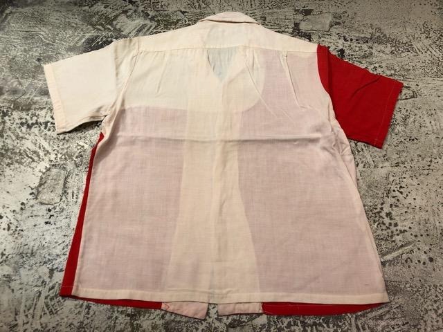 5月22日(水)マグネッツ大阪店ヴィンテージ入荷日!! #4 VintageShirt編! 50\'s Mobile Print & 50\'s GENERAL ELECTRIC!!_c0078587_1491310.jpg