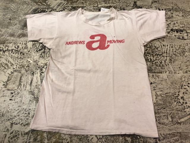 5月22日(水)マグネッツ大阪店ヴィンテージ入荷日!! #5 VintageT-Shirt編! Numberin & Print、Ringer!!_c0078587_15115978.jpg