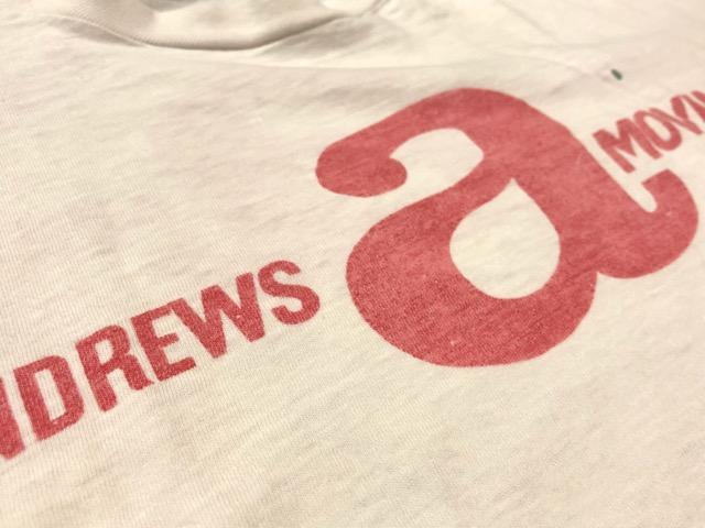 5月22日(水)マグネッツ大阪店ヴィンテージ入荷日!! #5 VintageT-Shirt編! Numberin & Print、Ringer!!_c0078587_15122242.jpg
