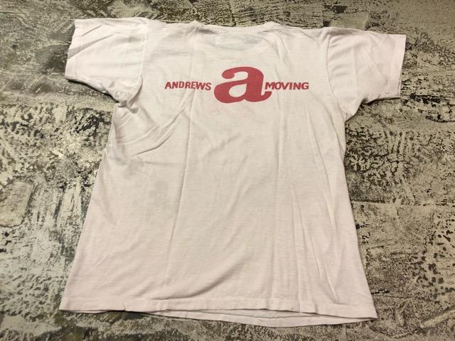 5月22日(水)マグネッツ大阪店ヴィンテージ入荷日!! #5 VintageT-Shirt編! Numberin & Print、Ringer!!_c0078587_1512611.jpg