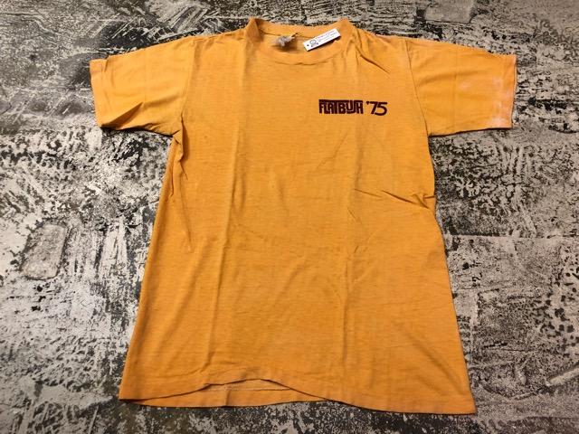 5月22日(水)マグネッツ大阪店ヴィンテージ入荷日!! #5 VintageT-Shirt編! Numberin & Print、Ringer!!_c0078587_15131261.jpg