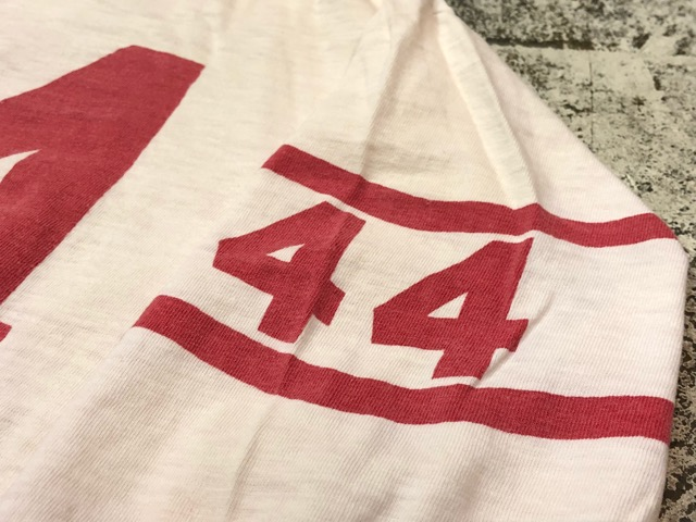 5月22日(水)マグネッツ大阪店ヴィンテージ入荷日!! #5 VintageT-Shirt編! Numberin & Print、Ringer!!_c0078587_156358.jpg