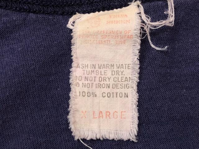 5月22日(水)マグネッツ大阪店ヴィンテージ入荷日!! #5 VintageT-Shirt編! Numberin & Print、Ringer!!_c0078587_1571240.jpg