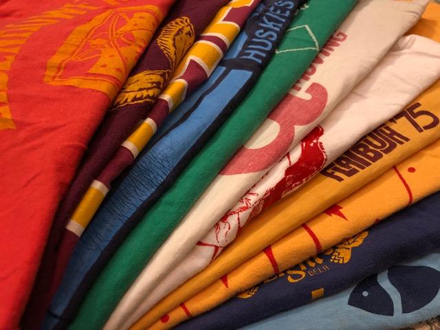 5月22日(水)マグネッツ大阪店ヴィンテージ入荷日!! #5 VintageT-Shirt編! Numberin & Print、Ringer!!_c0078587_1583815.jpg