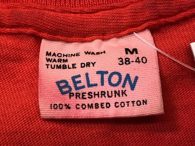 5月22日(水)マグネッツ大阪店ヴィンテージ入荷日!! #5 VintageT-Shirt編! Numberin & Print、Ringer!!_c0078587_159044.jpg