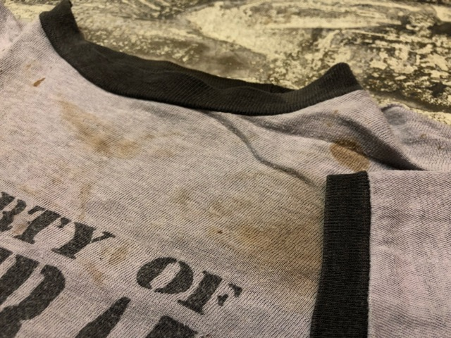 5月22日(水)マグネッツ大阪店ヴィンテージ入荷日!! #5 VintageT-Shirt編! Numberin & Print、Ringer!!_c0078587_17213583.jpg