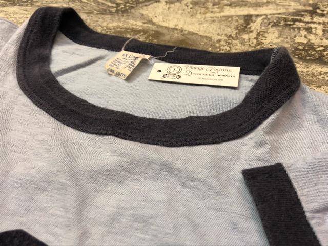5月22日(水)マグネッツ大阪店ヴィンテージ入荷日!! #5 VintageT-Shirt編! Numberin & Print、Ringer!!_c0078587_1723078.jpg