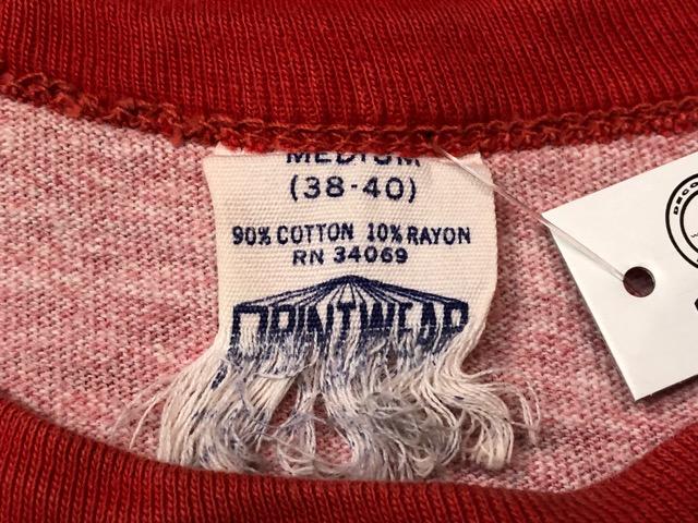 5月22日(水)マグネッツ大阪店ヴィンテージ入荷日!! #5 VintageT-Shirt編! Numberin & Print、Ringer!!_c0078587_17282437.jpg