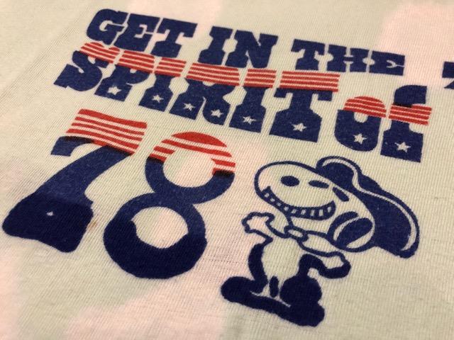 5月22日(水)マグネッツ大阪店ヴィンテージ入荷日!! #5 VintageT-Shirt編! Numberin & Print、Ringer!!_c0078587_1751011.jpg