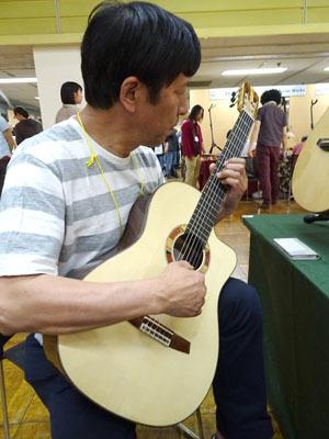 今年も楽しみました! TOKYOハンドクラフトギターフェス2019_c0137404_10325026.jpg