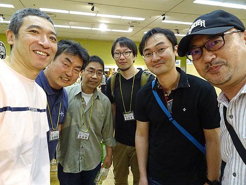 今年も楽しみました! TOKYOハンドクラフトギターフェス2019_c0137404_10340804.jpg