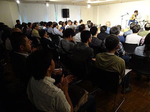 今年も楽しみました! TOKYOハンドクラフトギターフェス2019_c0137404_10340818.jpg