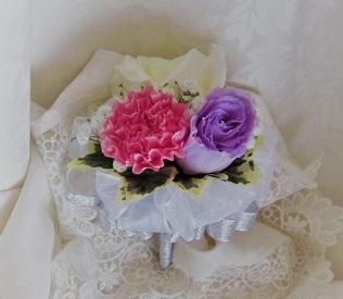 紫トルコキキョウ『シエルラベンダー』_f0054809_09504399.jpg