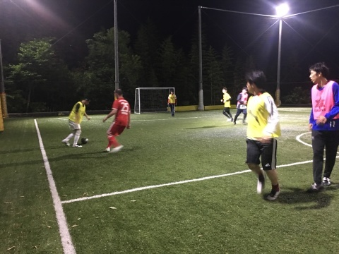 UNO 5/17(金) at UNOフットボールファーム_a0059812_00121163.jpg
