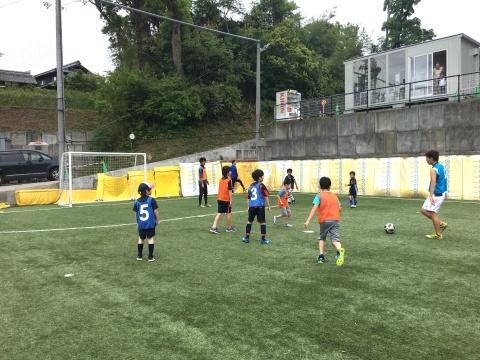 ゆるUNO 5/18(土) at UNOフットボールファーム_a0059812_00503122.jpg