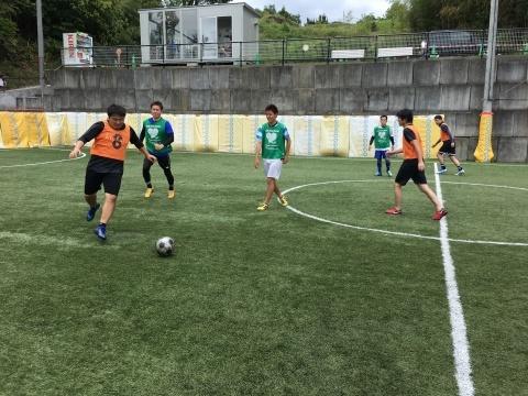 ゆるUNO 5/18(土) at UNOフットボールファーム_a0059812_00515637.jpg