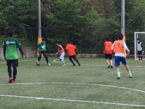 ゆるUNO 5/18(土) at UNOフットボールファーム_a0059812_00520022.jpg