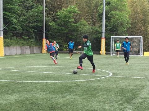 ゆるUNO 5/18(土) at UNOフットボールファーム_a0059812_00520847.jpg