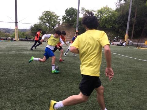 ゆるUNO 5/18(土) at UNOフットボールファーム_a0059812_00523757.jpg