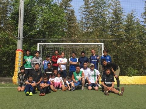ゆるUNO 5/19(日) at UNOフットボールファーム_a0059812_14483522.jpg