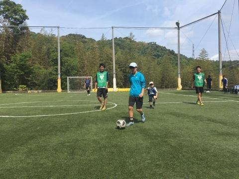 ゆるUNO 5/19(日) at UNOフットボールファーム_a0059812_14540113.jpg