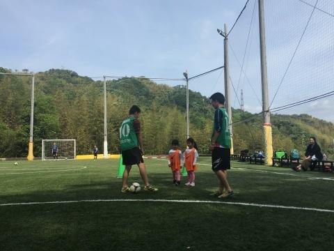 ゆるUNO 5/19(日) at UNOフットボールファーム_a0059812_14550792.jpg