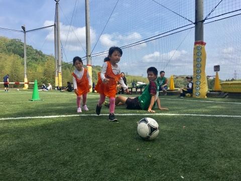 ゆるUNO 5/19(日) at UNOフットボールファーム_a0059812_14552330.jpg