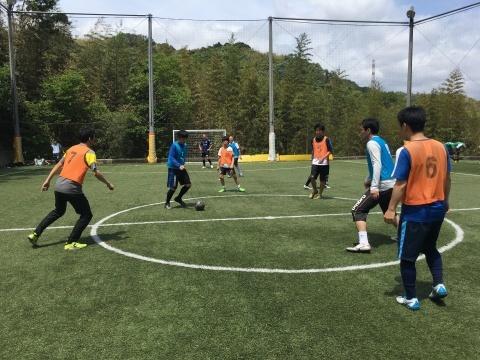ゆるUNO 5/19(日) at UNOフットボールファーム_a0059812_14562746.jpg