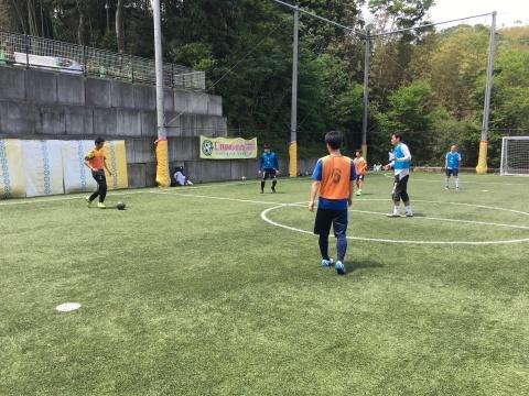 ゆるUNO 5/19(日) at UNOフットボールファーム_a0059812_14563041.jpg