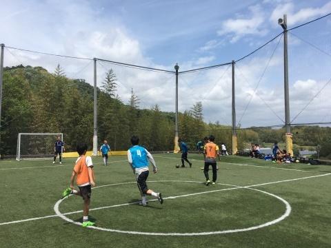 ゆるUNO 5/19(日) at UNOフットボールファーム_a0059812_14563368.jpg