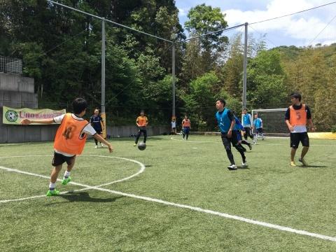 ゆるUNO 5/19(日) at UNOフットボールファーム_a0059812_14572627.jpg