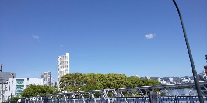 広島は晴れていますが、関東など大雨_e0094315_10324594.jpg