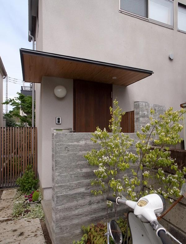 西東京市の家一年点検_b0038919_08530149.jpg