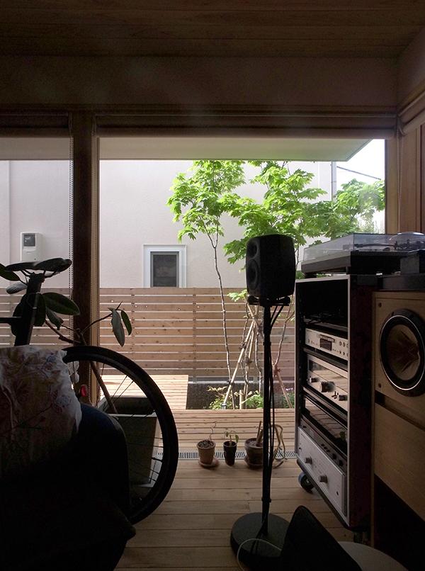 西東京市の家一年点検_b0038919_08541970.jpg