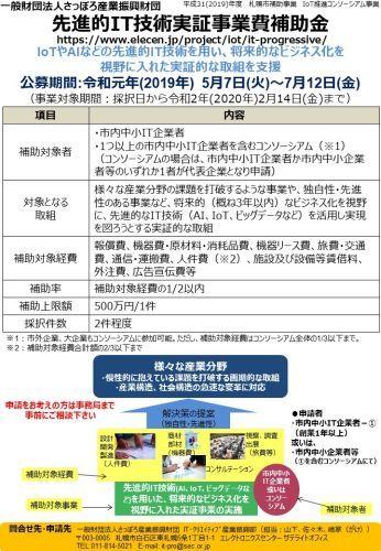 エレセンでAIのハンズオン研修&最大500万円の補助金の申請者募集中_c0194324_10391047.jpg