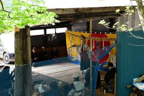 赤毘羅神社例大祭 岩手県岩泉町_c0299631_01343624.jpg