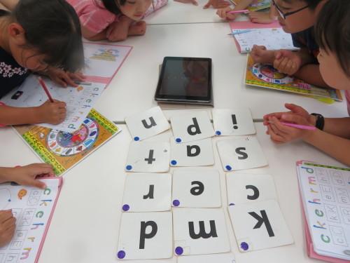 英語を書くのも言うのも楽しいね!_c0200633_10373409.jpg