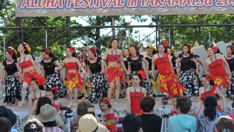 アロハフェスティバル in TAKAMATSU メインステージ ⑦_d0246136_21510655.jpg