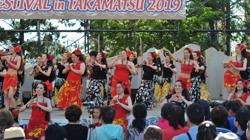 アロハフェスティバル in TAKAMATSU メインステージ ⑦_d0246136_21571447.jpg